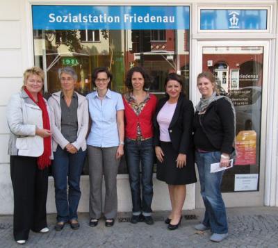 Sozialstation Friedenau